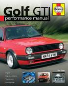 Golf GTi Performance Manual [Board book]