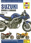 Suzuki SV650 Service and Repair Manual