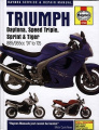 Triumph Daytona, Speed Triple, Sprint and Tiger Service and Repair Manual