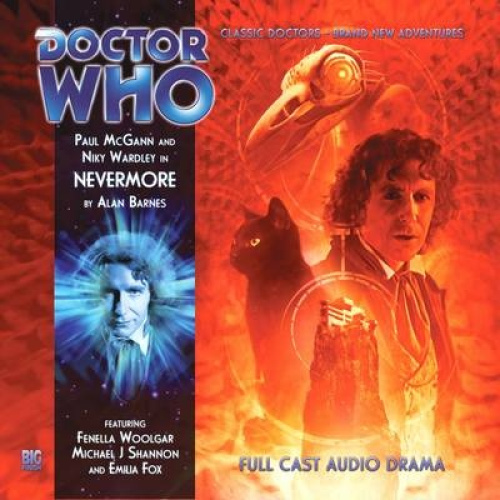 Nevermore (Doctor Who: The Eighth Doctor Adventures) [Audio] by Alan Barnes.