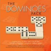 "The Dominoes Pack [With 48-Page Instructional Book and A Full Set of ""Double-Six"" Dominoes, Score Pad and Pencil]"