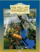 """The Fall of Camelot (part of the """"Enchanted World"""" Series)"""