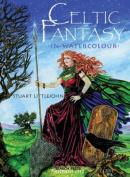Celtic Fantasy in Watercolour