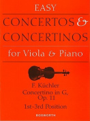 Concertino in G, Op. 11