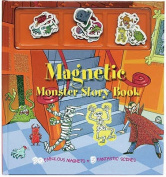 Magnetic Monster Story Book