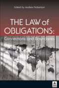 Law of Obligations