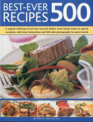 Best-Ever 500 Recipes