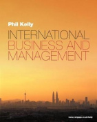 International Business and Management