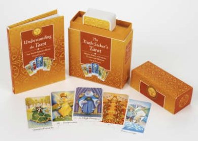 """""""The Truth-Seeker's Tarot: Oracle cards of clarity, insight and wisdom How to Read the Tarot / 78 x 4-colour cards"""""""