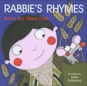Rabbie's Rhymes