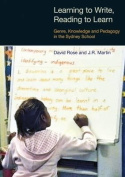 Learning to Write/Reading to Learn