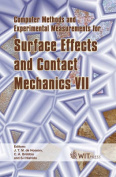 Computer Methods and Experimental Measurements for Surface Effects and Contact Mechanics