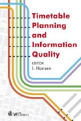 Timetable Planning & Information Quality
