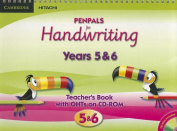Penpals for Handwriting Years 5 and 6 Teacher's Book with OHTs on CD-ROM Enhanced edition