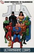 JLA: Ultramarine Corps