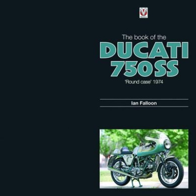 The Book of the Ducati 750SS Round Case 1974