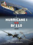 Hurricane Vs. Bf 110