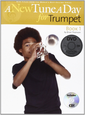 A New Tune A Day: Trumpet - Book1 (DVD Edition)