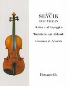 The Original Sevcik for Violin