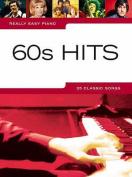 Really Easy Piano: 60s Hits
