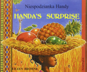 Handa's Surprise in Polish and English