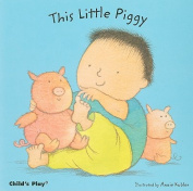 This Little Piggy (Baby Board Books) [Board book]