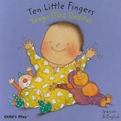Ten Little Fingers/Tengo Diez Deditos (Baby Board Books) [Board book]
