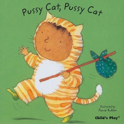 Pussy Cat, Pussy Cat (Baby Board Books) [Board book]