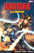 Iron Man Versus Whiplash
