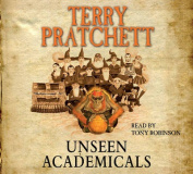 Unseen Academicals [Audio]