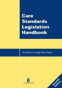Care Standards Legislation Handbook