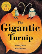 The Gigantic Turnip [With CD (Audio)]