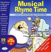 Musical Rhyme Time