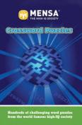 Mensa B: Crossword Puzzles