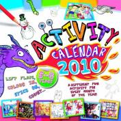 Children's Activity Calendar