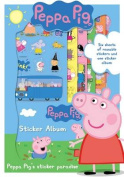 Peppa Pig's Sticker Paradise