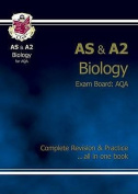 AS/A2 Level Biology AQA Complete Revision & Practice