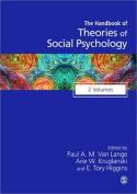 Handbook of Theories of Social Psychology