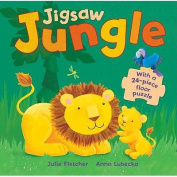 Jigsaw Jungle [Board book]