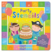 Party Stencils [Board book]