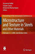 Microstructure and Texture in Steels and Other Materials