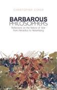 Barbarous Philosophers
