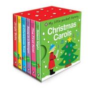 Christmas Carols (My Little Pocket Library) [Board book]