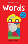Words [Board book]