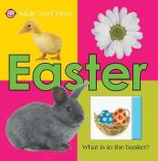 Easter (Slide and Find) [Board book]