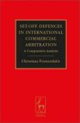 Set-Off Defences in International Commercial Arbitration