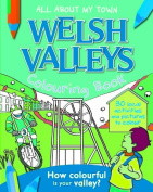 Welsh Valleys Colouring Book