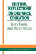 Critical Reflections on Distance Education