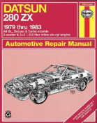 Datsun 280ZX 1979-83 Owner's Workshop Manual