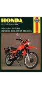Honda XL/XR250 and 500 1978-84 Owner's Workshop Manual